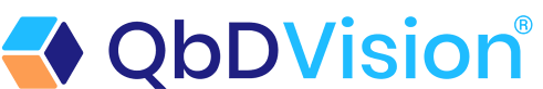 QbDVision Logo